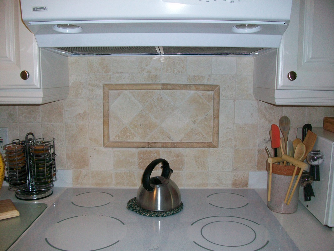 Backsplash tile installation george 39 s tile service Backsplash tile installation